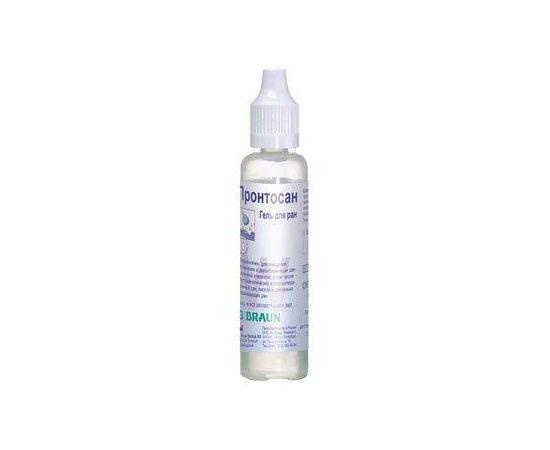 400520 B BRAUN Пронтосан гель средство по уходу за ранами
