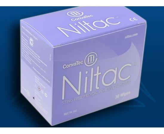 TR 102 ConvaTec Trio Niltac Медицинский антиклей для снятия кало- и мочеприемников.Очиститель для кожи в салфетках