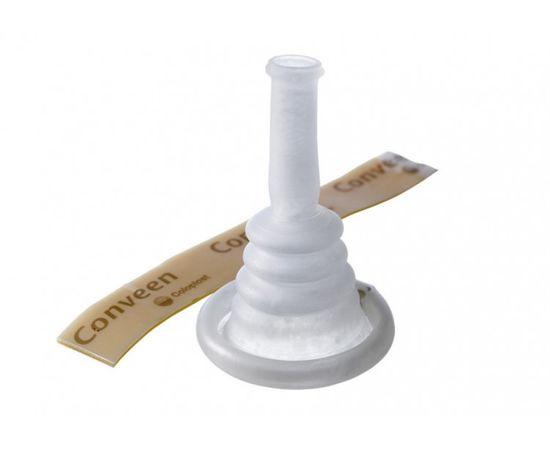 50300 Conveen - уропрезерватив с пластырем Секьюрити диаметр 30 мм