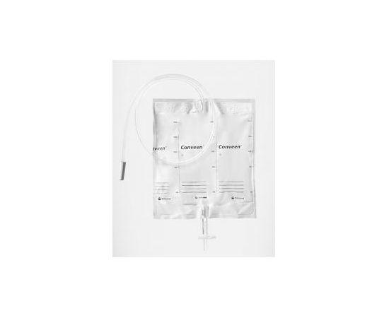 21804 Coloplast Conveen Basic Мешок для сбора мочи, объем 2000 мл, трубка 100 см